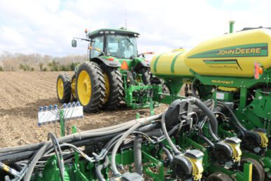 Why Implement guidance in corn?