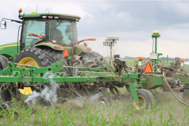 Implement guidance in corn